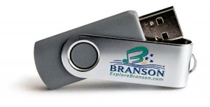Custom Printed USB Flash Drives